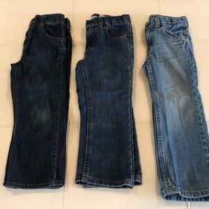 Boys Jeans 4T Bundle